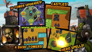 TOWER DEFENSE Age of Thrones Android Game Download,