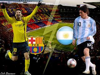 Las dos historias de Lionel Messi (el Barcelona y la selección Argentina)