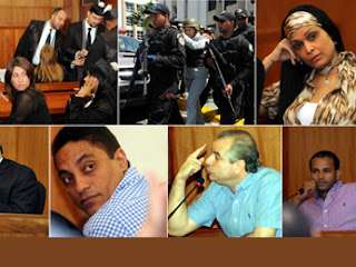 Fuertes medidas de seguridad rodean al Palacio de Justicia