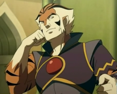 Thunder Cats Tygra on Thundercats  2011 Tv Series