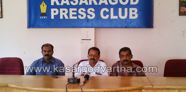 Press Meet, CITU,  Press Conference, Protest, Bus, Kasaragod, Kerala, Malayalam News.