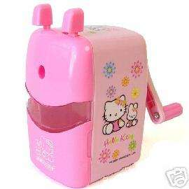 Hello Kitty pencil sharpener