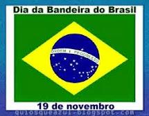 19/11 - DIA DA BANDEIRA