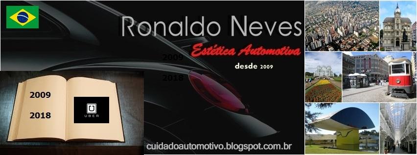 Cuidados com o carro e dicas Uber - Ronaldo Neves