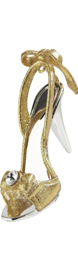 Pier One Sling-Back Shoe Ornament