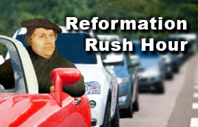 Reformation Rush Hour: An Evangelical's Journey Into Lutheranism