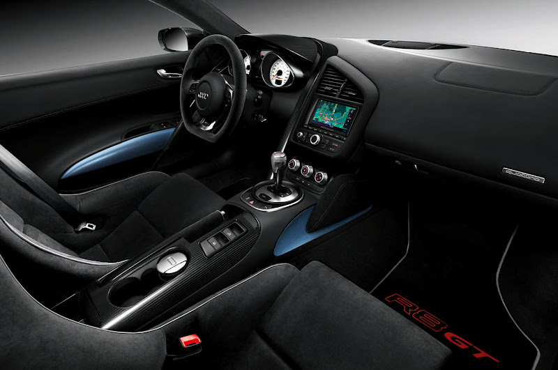 Audi show full details on R8 GT Spyder