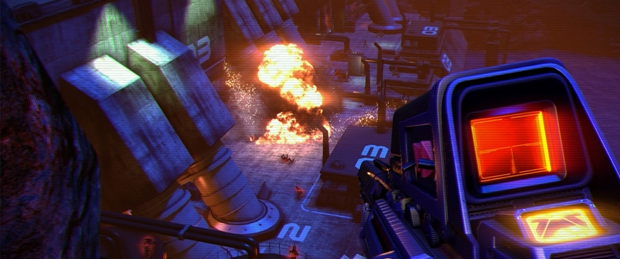 Far Cry 3: Blood Dragon Sells Over Half A Million