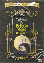 El Extraño Mundo de Jack (Historia Original y Prod. de Tim Burton, Dir. Henry Zelick)