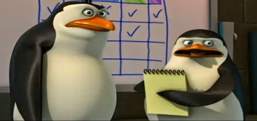 Penguins of Madagascar TV3