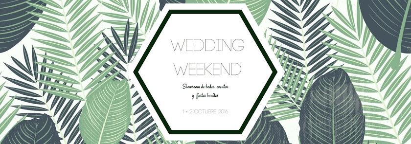 WEDDING WEEKEND III