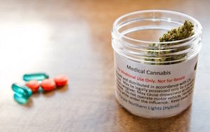 A Quarter of Cancer Patients use MMJ for Symptoms