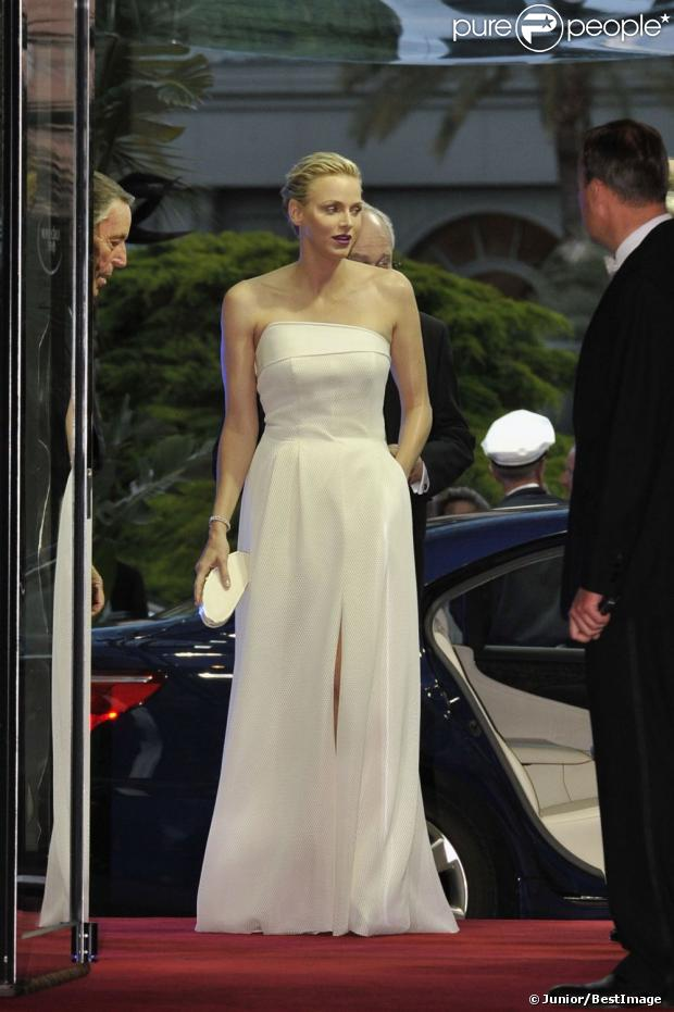 Princess Charlene and The 2013 Monaco Grand Prix! | The Royal Couturier