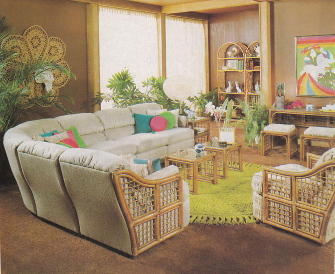 Vintage goodness 1 0 vintage 80 39 s home decorating trends for 1980s chair design