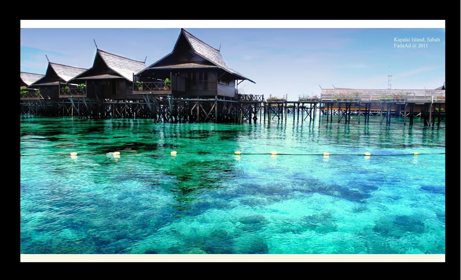Scuba diving in malaysia sipadan kapalai dive resort - Kapalai dive resort ...