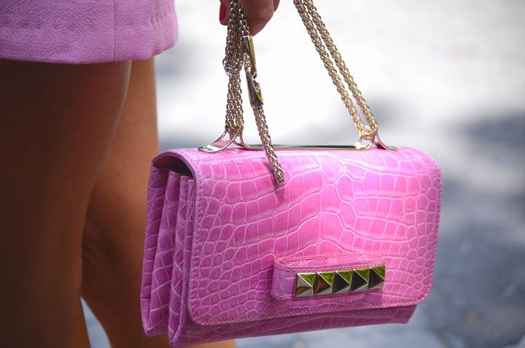Top 5 Women's Handbags For Summer 2013: Valentino Studded Handbags