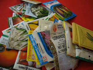 Heaven Comes in a Seed Packet