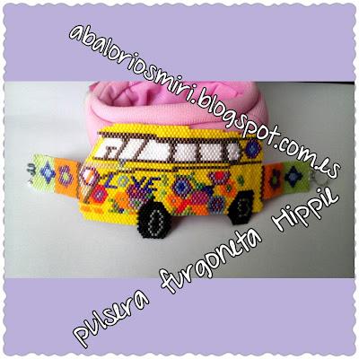 Pulsera Furgoneta Hippie PhotoGrid_1372085188723