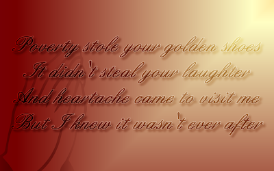 Hands - Jewel Song Lyric Quote in Text Image