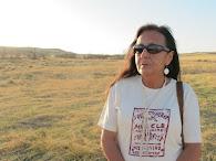 Lakota Debra White Plume: Keystone Pipeline Threatens Sacred Water!