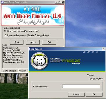 at4re anti deep freeze descargar itunes