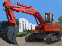 Excavator CED750-7 Backhoe