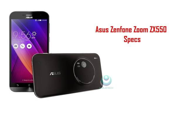 Spesification and price Asus Zenfone Zoom ZX550