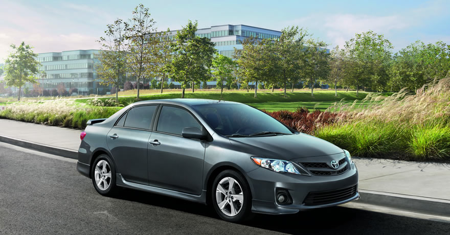 New Toyota Corolla 2012 Review