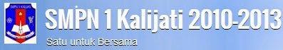 SMPN 1 Kalijati 2010-2013