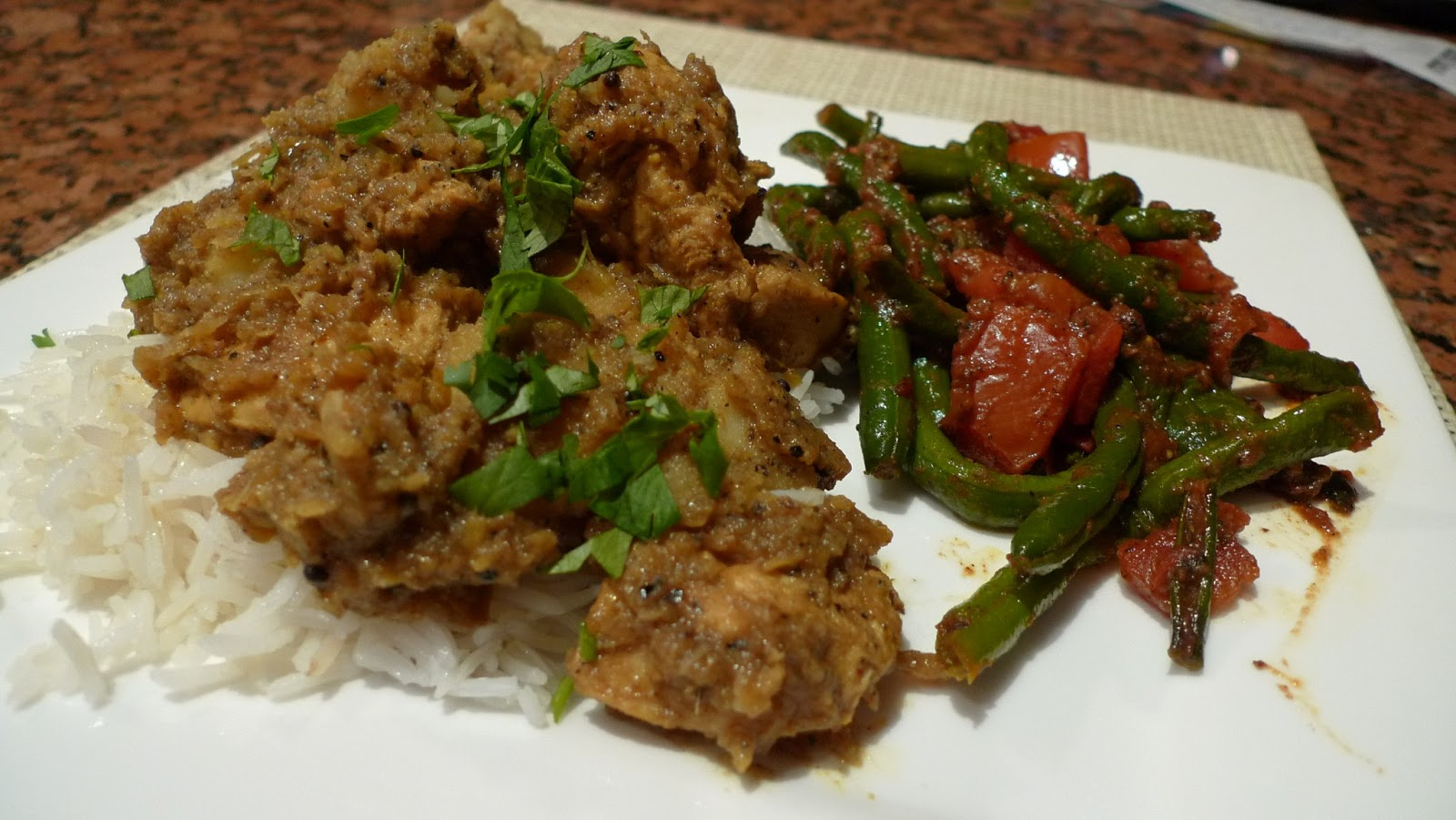 Indian Food Vindaloo Recipe
