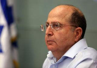 Ministro da Defesa Moshe Ya'alon