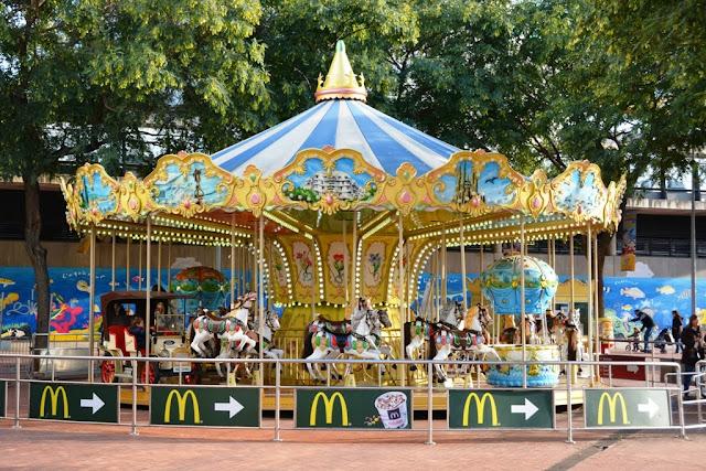 Carrousel Barcelona