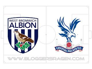 Prediksi Pertandingan Crystal Palace vs West Bromwich Albion