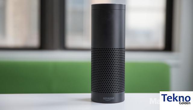Amazon luncurkan Echo perangkat Cerdas yang dapat berbicara dan melakukan sebagian pekerjaan Rumah Via Suara