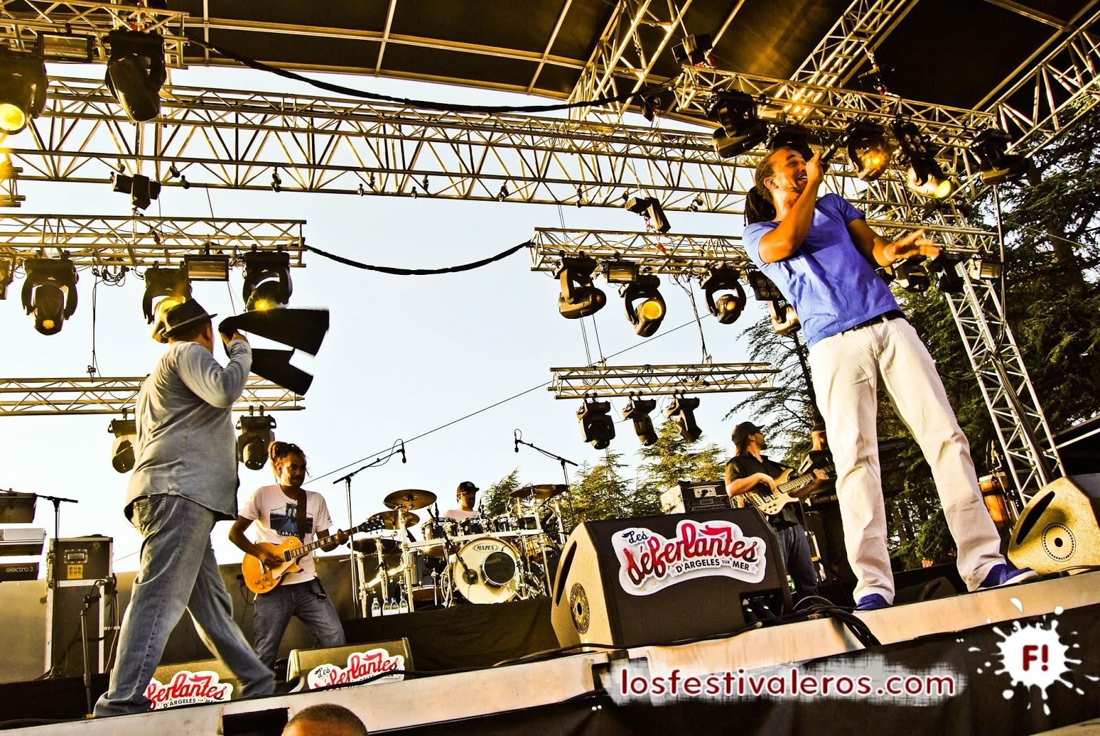 Dub Inc, Madrid, Febrero, Reggae, Ska, Concierto, Directo,