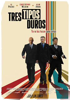 Tres Tipos Duros / Tipos Legales Poster