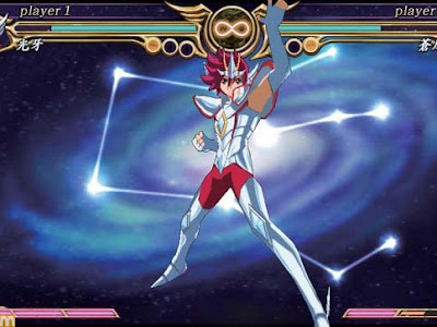 Saint Seiya Omega tendrá juego para PSP en Noviembre