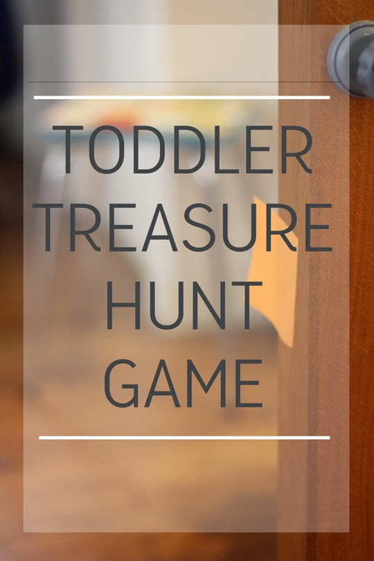 cheap indoor toddler game