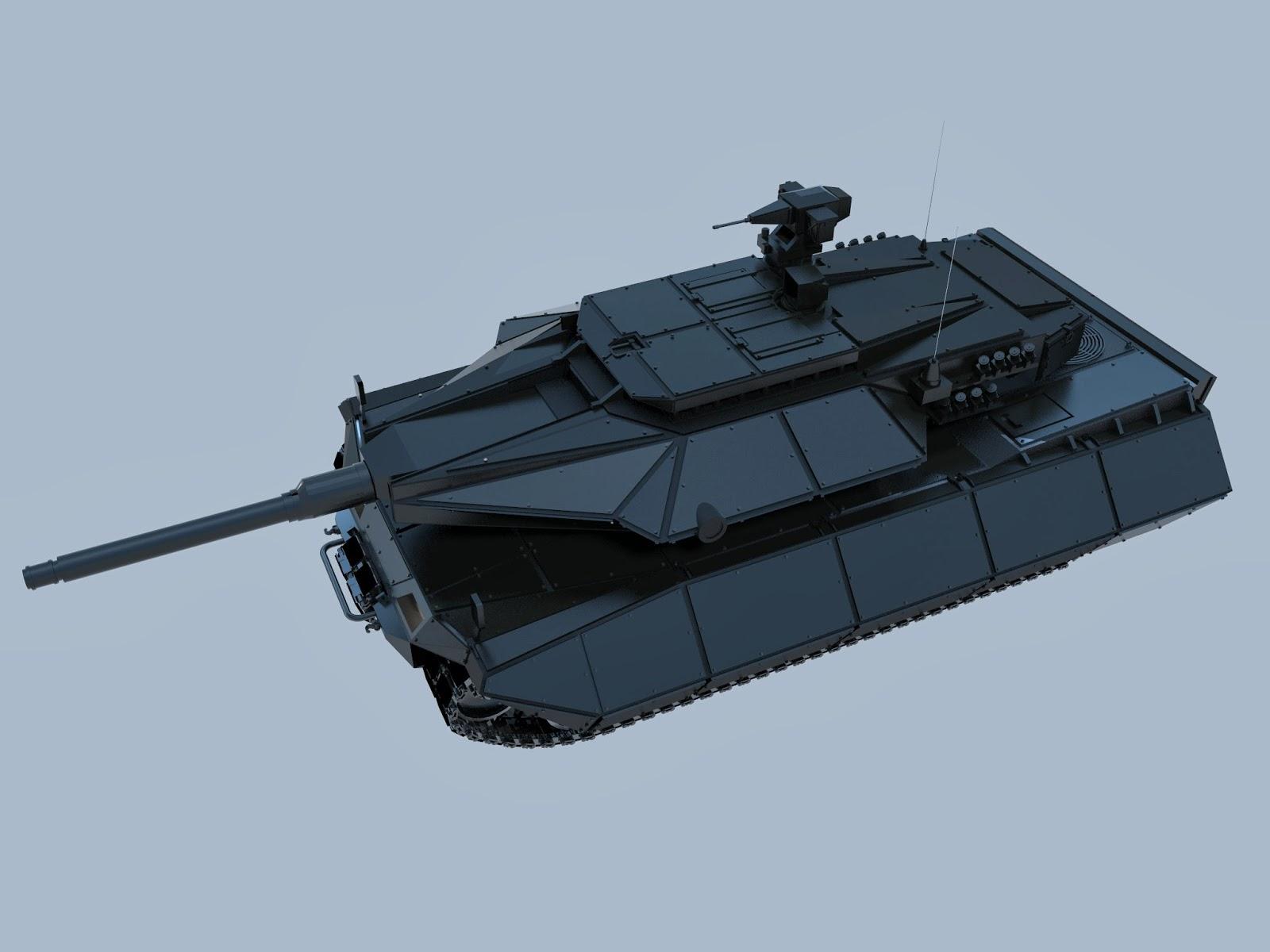 Leopard 2 Dtwos