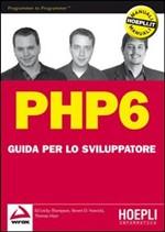 PHP 6. Guida per lo sviluppatore - eBook