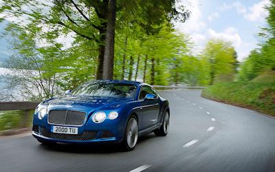 Qué te parece este hermoso auto Bentley Continental GT