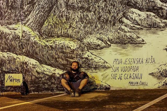 Street Art By Miron Milic For The MUU Street Art Festival In Zagreb, Croatia. 4