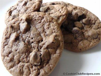 Brownie Cookies by CookieClubRecipes