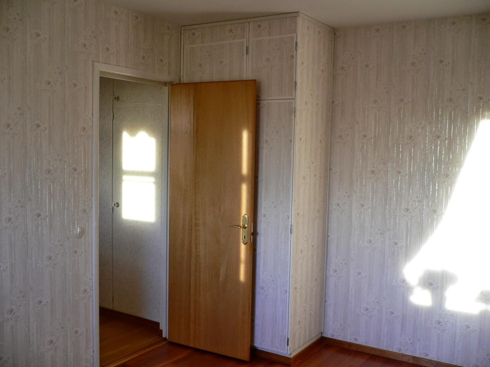 Med en doft av lavendel.: ett rum i förvandling.