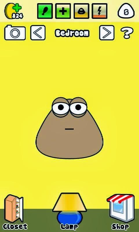 Game Android : Pou