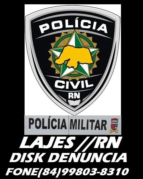 POLICIA CIVIL LAJES