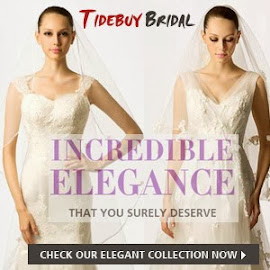 Buy Elegant Wedding Dresses at Cheap Prices at TidebuyBridal.com
