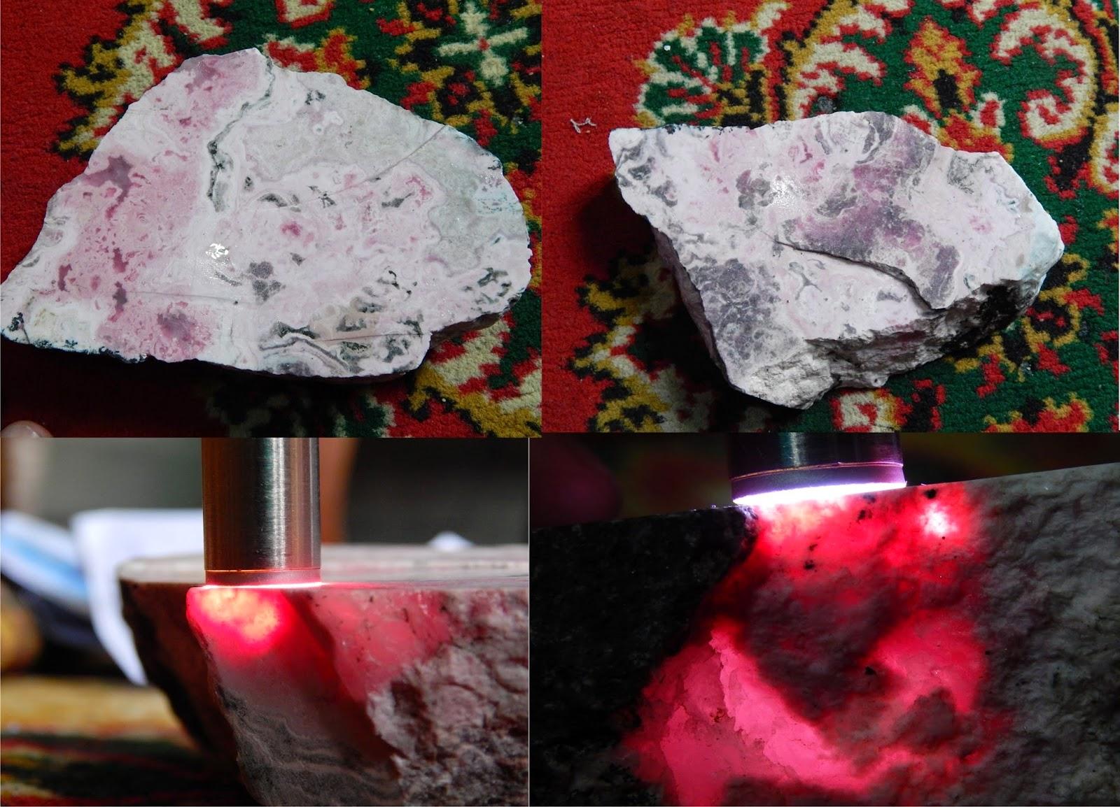 Bongkahan Pink Sumbawa