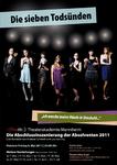 """Infoblog zur Schauspielproduktion der Theaterakademie Mannheim """"Die sieben Todsünden"""""""