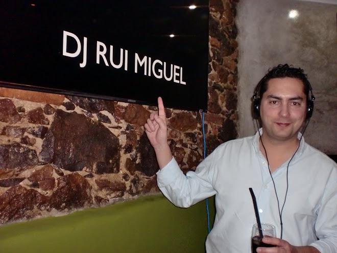 DJ Rui Miguel @ Algazarra Bar